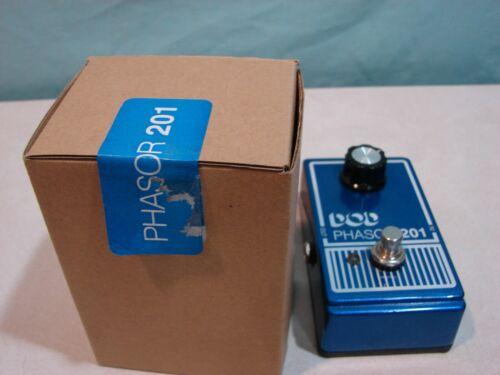 DOD Phasor 201 Phaser Guitar Effect Pedal