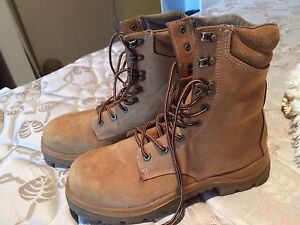 Blue steel work boots Gosnells Gosnells Area Preview