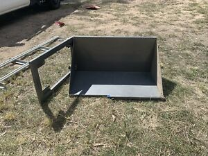 MDC camper trailer fridge slide/ swing