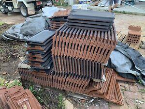 Monier Nullarbor terracotta roof tiles - new | Building ...