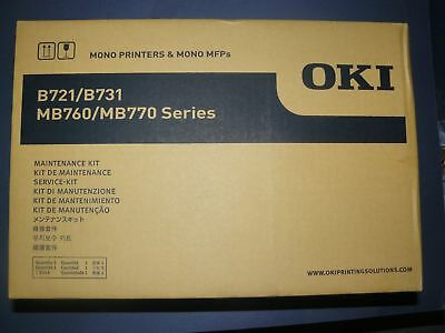 GENUINE OKI 120V Fuser Maintenance Kit B721 B731 MB760 MB770 MPS5501b MPS5502MB - 120v Maintenance Kit