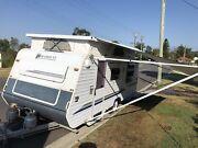 Caravan  pop top 18 ' Glendale Lake Macquarie Area Preview