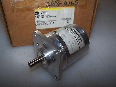 Allen Bradley Optical Absolute Encoder 5 Vdc 845d-nxc7916