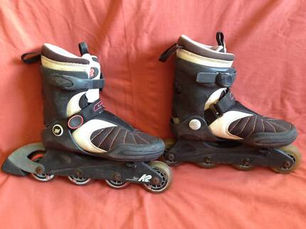 Rollerblades K2 adjustable Adamstown Newcastle Area Preview