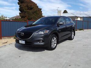 2014 Mazda CX-9 CLASSIC 7 SEAT AUTO SUV Margate Kingborough Area Preview