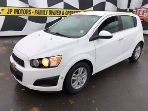 2013 Chevrolet Sonic LT, Automatic, Steering Wheel Controls,