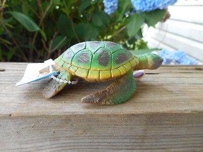 Sea Turtle By Safari Ltd  Toy  Replica  27430  Retired
