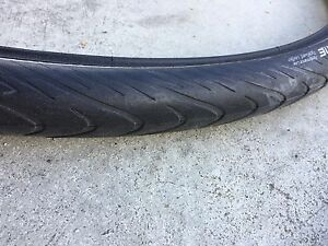 2 Schwalbe bicycle tires
