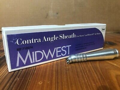Midwest Contra Angle Sheath New For Shorty Rhino Xp Air Motors Ref 710074