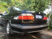 saab95, 1997, Wilson Canning Area Preview