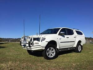2011 Mitsubishi Triton Ute- Built up and ready Beresfield Newcastle Area Preview