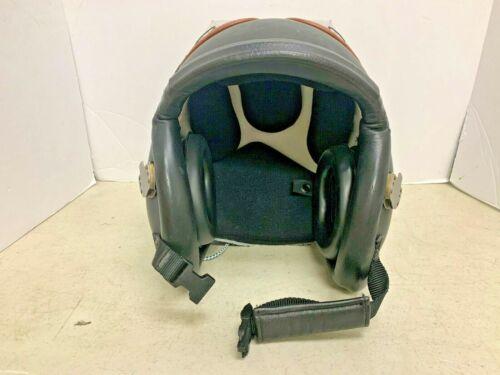 Gentex Parachutist Flight Helmet HALO Size Medium / Large Speakers & goggles