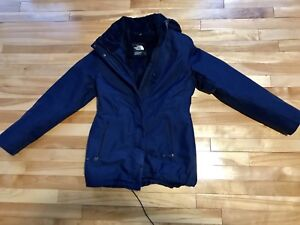 North Face Winter Jacket (Comes with big bag of clothes)