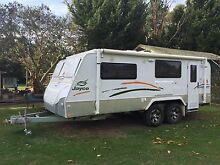 2012 Jayco Discovery Outback Pop top caravan FULLY OPTIONED Gisborne Macedon Ranges Preview