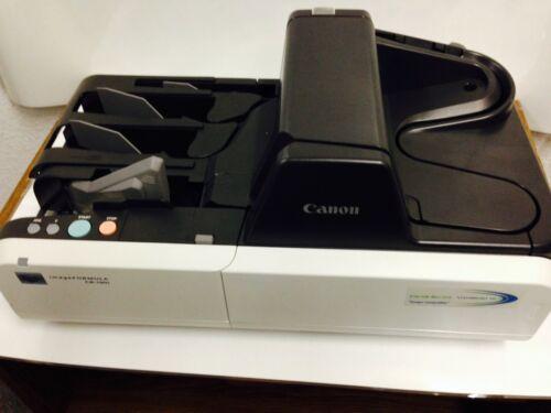 Canon imageFORMULA CR-190i II Check Transport Scanner w/ USB cable - M111021
