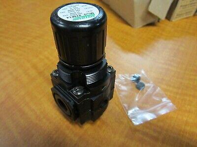 Nonrising Pneumatic Compressed Air Regulator 14 In. Npt 83 Cfm 300 Psi