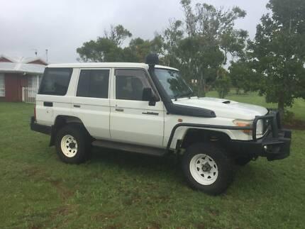 Toyota Landcruiser Wagon Toowoomba Toowoomba City Preview