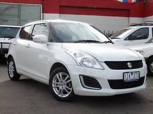 2016 Suzuki Swift GL Auto Hatch *** $10,990 DRIVE AWAY *** Footscray Maribyrnong Area Preview