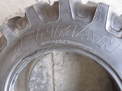 Denman Industrial Tractor R4 Tire 14.9-24, 8 Ply NEW for sale  North Salt Lake