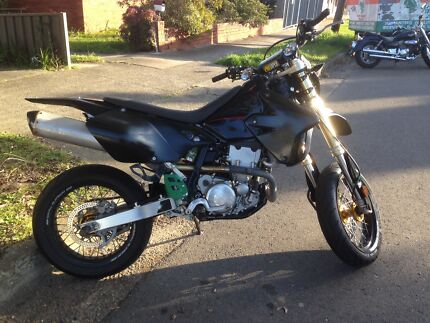 DRZ400SM 2012 Lots of Extras Burwood Burwood Area Preview