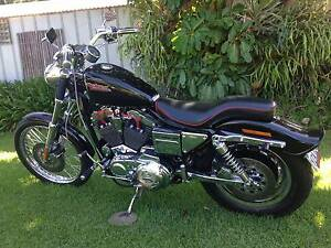 Harley Davidson 1200 Custom Sportster fully customized Underdale West Torrens Area Preview