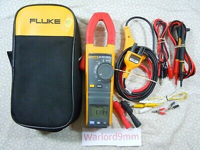 Fluke 381 Remote Display Trms Clamp Meter Kit Fluke Case-15780-15781.