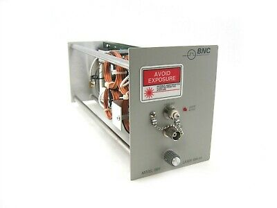 Berkeley Nucleonics Bnc 106h Laser 1064nm 6040 Electro Optic Pulse Generator