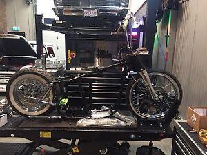 1978 Shovelhead Project Bike