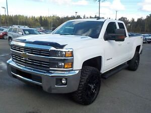 2015 Chevrolet Silverado 2500HD Z71 LT Double Cab 6.5 Foot Box 4