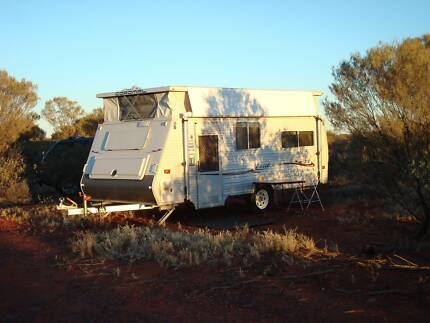 Secure under-cover storage wanted for caravan Bellevue Heights Mitcham Area Preview