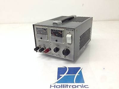 Nemic-lambda Regulated Dc Power Supply Pvs-11-16 85-132vac
