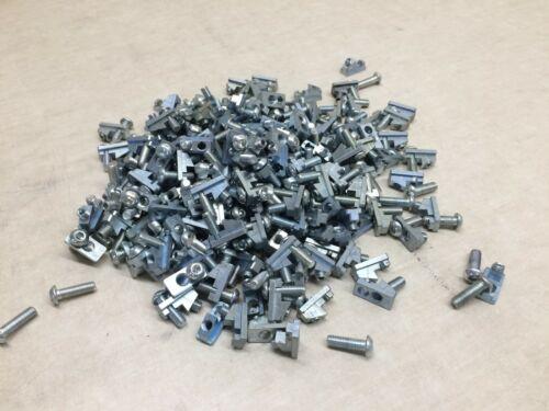 Lot of Minitec 8020 Connectors 21.1018