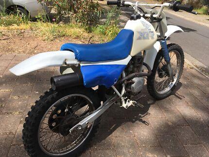 Honda XR100 in good original condition