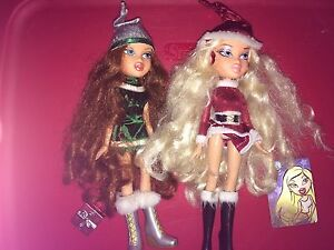Holiday Bratz Dolls