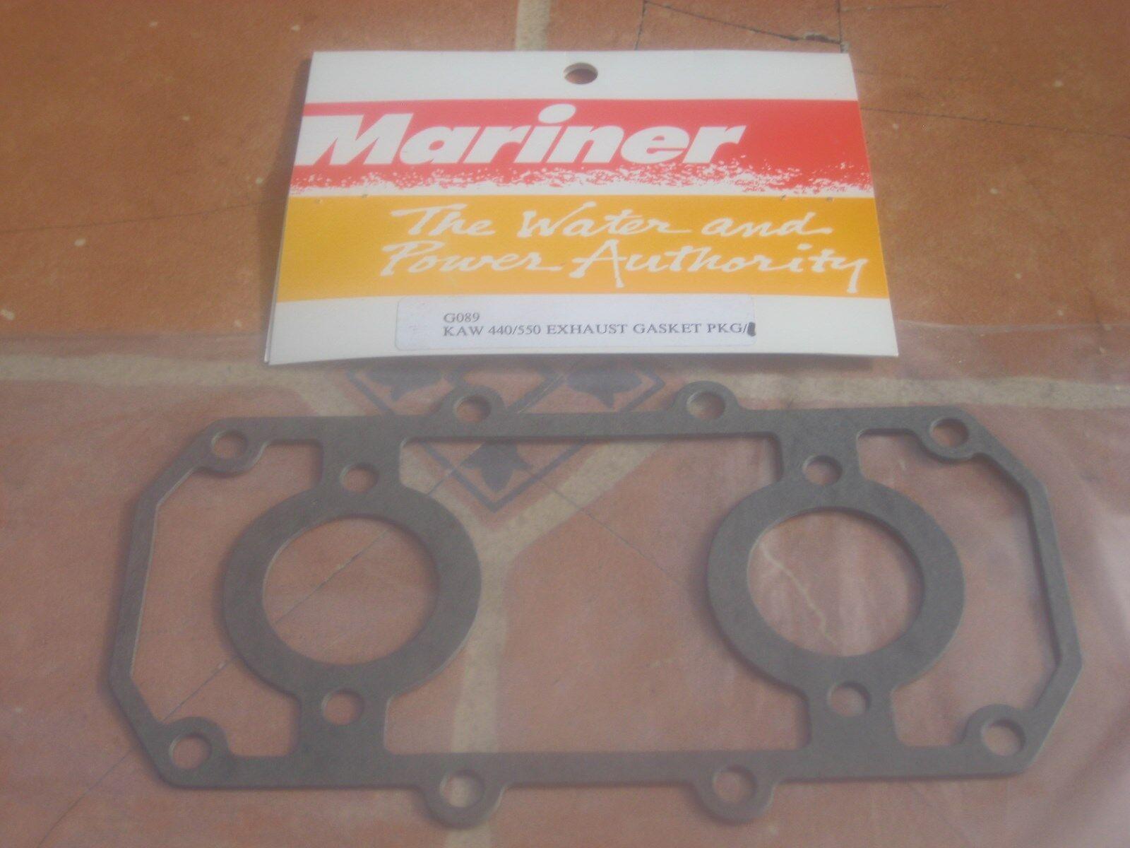 Kawasaki 440 550 JS SX Mariner Hi Performance Exhaust Manifold Gasket 1009-3023