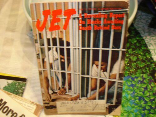 Jet Magazine June 15, 1972 Blacks Behind Bars