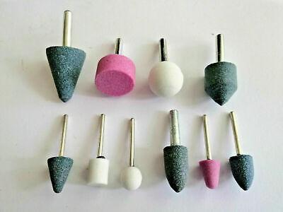 20tlg. Schleifstifte Schleifsteine verschiedene Schleifstein Schleifstift Korund