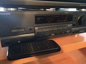 Ampli Technics SA-GX360