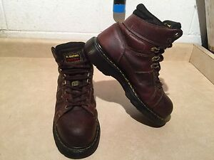 Dr. Martens Steel Toe & Midsole Work Boots Mens Size 9 Womens 10 London Ontario image 3