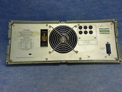 Tektronix Tm 5006a Back Panel