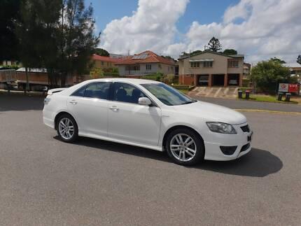 Toyota Aurion Sportivo SX6 MY11 Moorooka Brisbane South West Preview