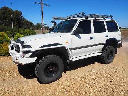 80 Series Landcruiser 1994 Murray Bridge Murray Bridge Area Preview