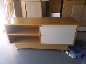 Timber Veneer 2Pac Vanity Southport Gold Coast City Preview