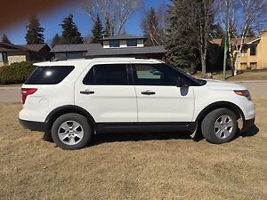 2012 Ford Explorer 3.5L V6 with 7 seats(reduced)