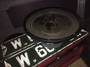 12 inch duel voice over coil subwoofer
