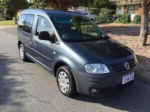 VW Caddy 1.6 Van Belmont Belmont Area Preview