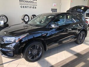 2019 Acura RDX A-Spec - Lease Takeover - $459 Bi-Weekly