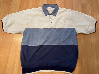 Vintage Pierre Cardin Polo Shirt Men's Size Medium 1980s