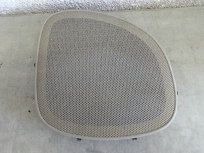 Chevy Tan Rear Driver Speaker Cover 97 98 99 00 01 02 03 Chevy Malibu & LS