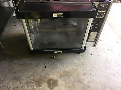 Bki Dr-34 Electric 5-spit Commercial Rotisserie